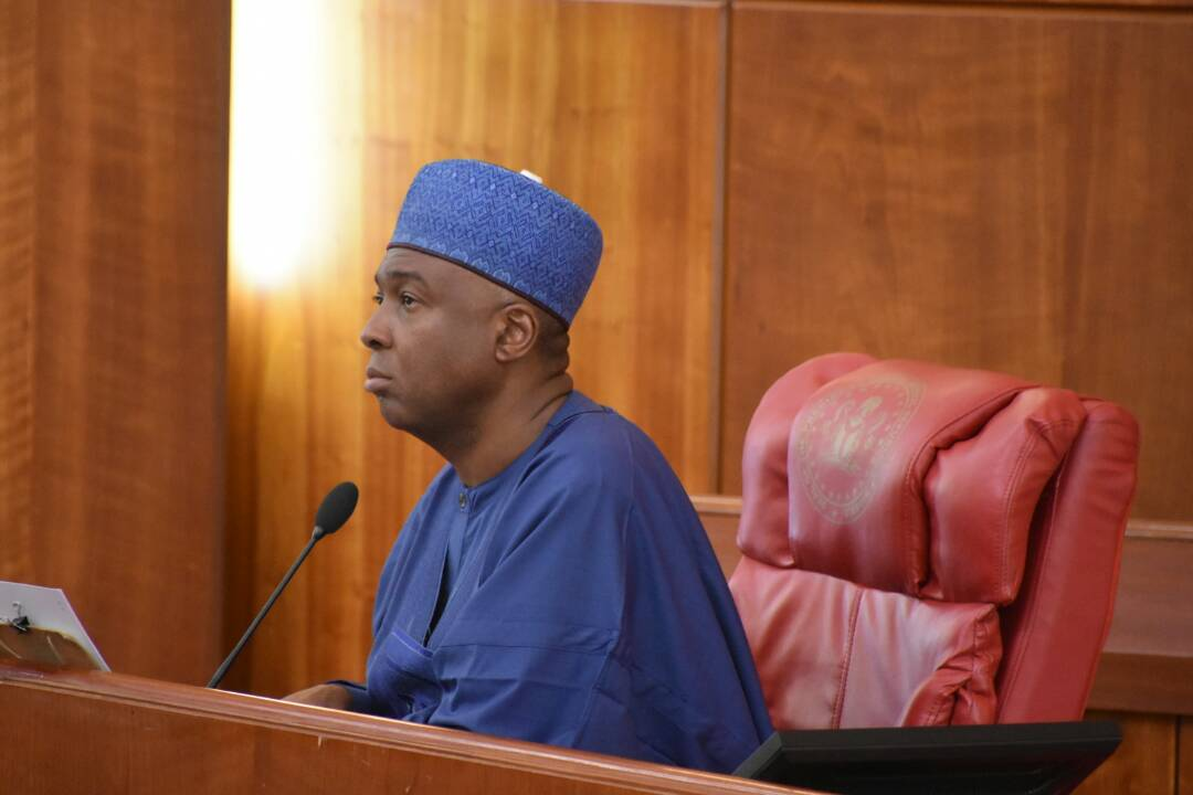 Image result for Saraki to hold World press conference conference tomorrow